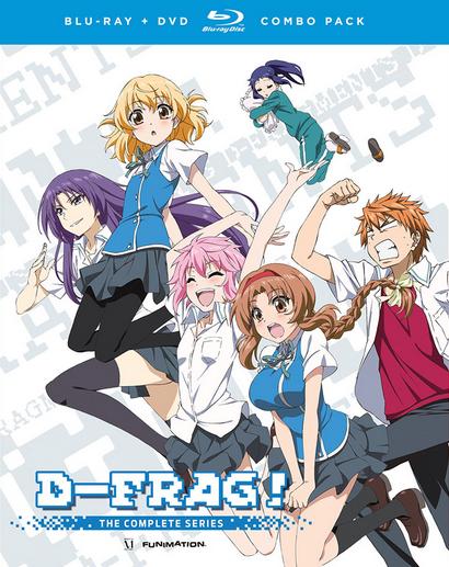 D-Frag! (2015)
