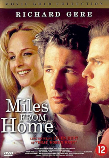 Miles From Home 1988 DVD Cover.PNG