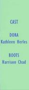 Dora the Explorer Episode 42 2002 Credits 1