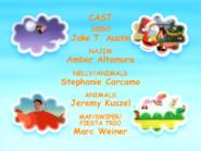 Dora the Explorer Episode 106 2009 Credits 2