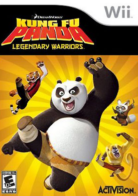 DreamWorks Kung Fu Panda: Legendary Warriors (2008)