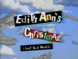 Edith Ann's Christmas (Just Say Noël) (1996)