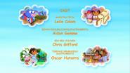 Dora the Explorer Episode 161 2015 Credits 2