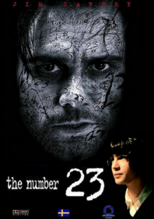 The Number 23 2007 DVD Cover.PNG