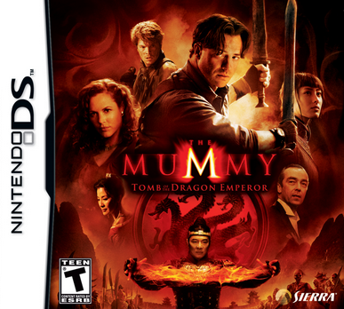 The Mummy: Tomb of the Dragon Emperor (2008 Video Game)