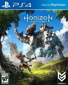 Horizon Zero Dawn 2017 Game Cover.JPG