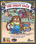 Mercer Mayer's Little Critter and the Great Race 2001 Game Cover
