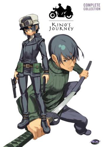 Kino's Journey (2004)