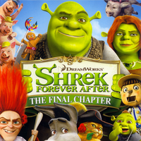 Shrek Forever After 2010 English Voice Over Wikia Fandom