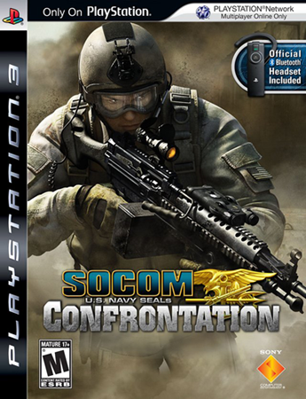 SOCOM: U.S. Navy SEALs Confrontation (2008)