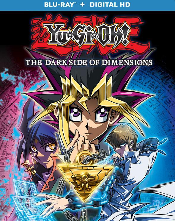 Yu-Gi-Oh!: The Dark Side of Dimensions (2017)