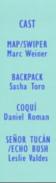Dora the Explorer Episode 21 2001 Credits 2