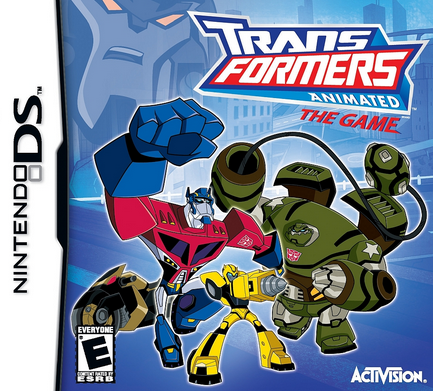 Transformers: Animated: The Game (2008)