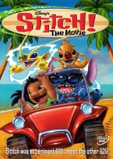 Disney's Stitch! The Movie (2003)