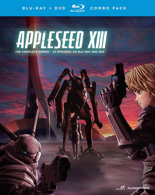 Appleseed XIII (2013)