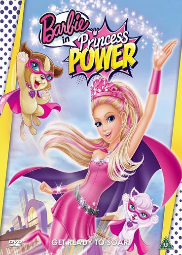 Barbie in Princess Power (2015)