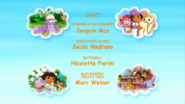 Dora the Explorer Episode 163 2015 Credits 3