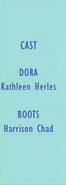 Dora the Explorer Episode 58 2003 Credits 1