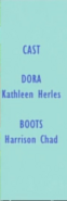 Dora the Explorer Episode 47 2003 Credits 1
