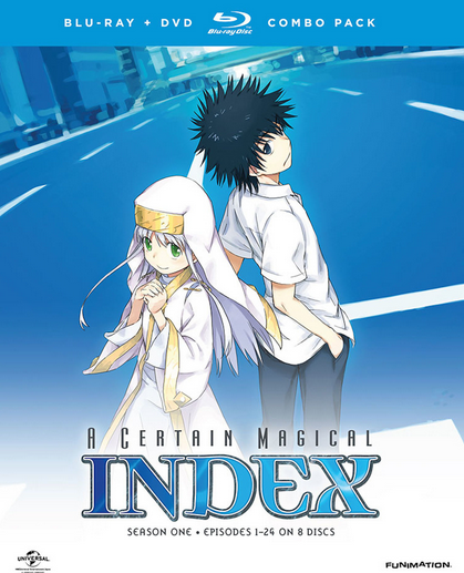A Certain Magical Index (2012)