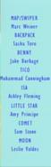 Dora the Explorer Episode 19 2001 Credits 2