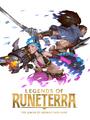 Legends of Runeterra 2020 Cover Art