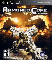 Armored Core For Answer 2008 Game Cover.PNG