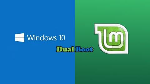 How to Dual Boot Windows 10 and Linux Mint