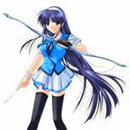 Bluearcheranimegirl