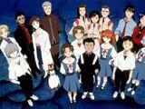 List of Neon Genesis Evangelion characters
