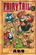 Fairy Tail Vol 1