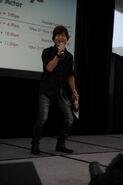 Tohru Furuya at Fanime Opening Ceremony (2)
