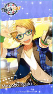 Makoto Yuuki Character Wallpaper