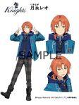 Leo Tsukinaga Anime Faceshot