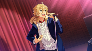 (Wind's First Dance) Kaoru Hakaze CG