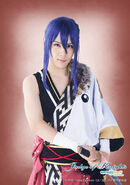 Souma Judge of Knights Stage Play Official