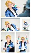 Makoto Stage Play Photoshoot