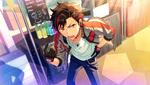 (Delinquent and Hero) Tetora Nagumo CG