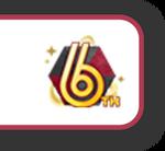 6th Anniversary Home Button