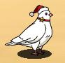 Star Medal Dove Christmas 2