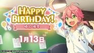 Tori Himemiya Birthday 2020 Twitter Banner