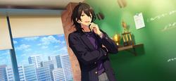 (Making a Plan Blossom) Rei Sakuma CG