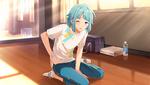 (Persevering) Hajime Shino CG