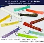 Star's Parade Penlight Wristlet Promotional Photo 8