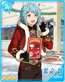 (Holy Santa) Hajime Shino.png