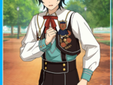 (Student With Sparkling, Mysterious Eyes) Mika Kagehira