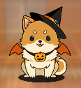 Star Medal Daikichi Halloween