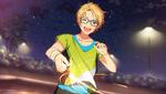 (Fireworks Wink) Makoto Yuuki CG2