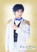 Yuzuru Judge of Knights Stage Play Official