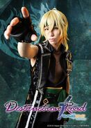 Kaoru Destruction × Road Stage Play Official
